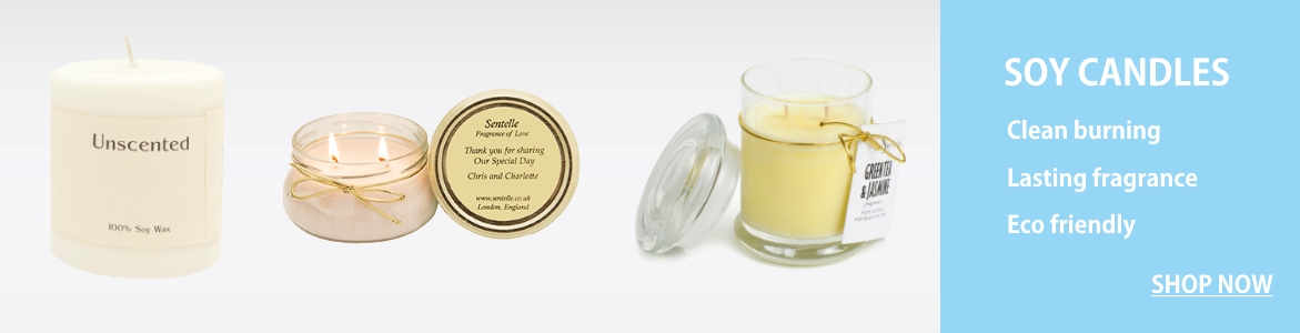 Soy Candles shop